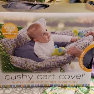 Cart cover for infants